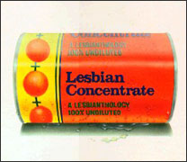 Lesbian Concentrate